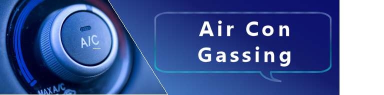 air con gassing