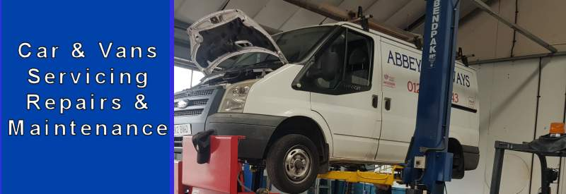 fleet vehicle servicing